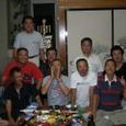 米代川の鮎釣りの名手達